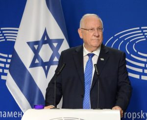 The President Of Israel Visits Georgia