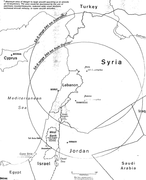 Heres What We Know About Syrias Air Defense With Notes