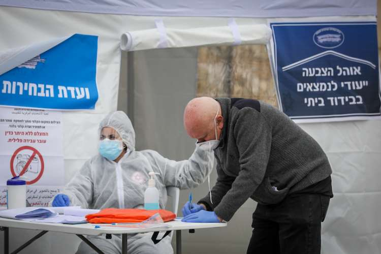 "Israel Deploys Teens & Army To Combat Virus As Health Ministry Says ""Tens Of Thousands"" Will Be Infected"