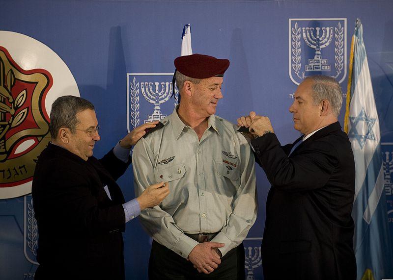 Benjamin Netanyahu Gazumps Gantz