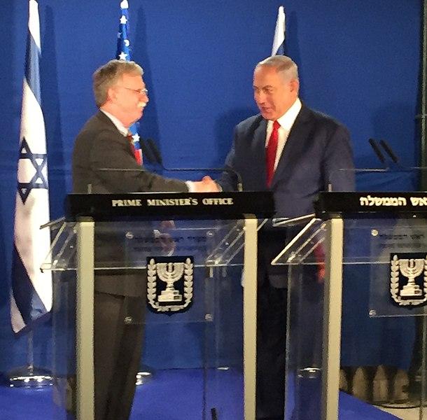 Bolton: Trump Gave Bibi Green Light For Preemptive Israeli Strike On Iran Nuclear Sites