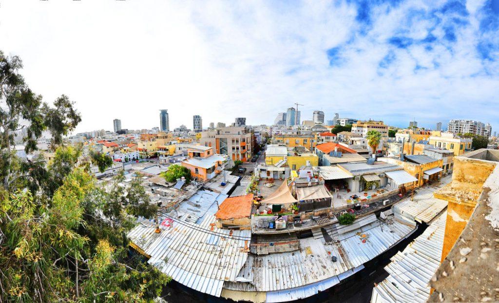 The Corona Time: Israeli And International Photographer Amir Khodorov Is Documenting Tel Aviv Slowly Returning To Life