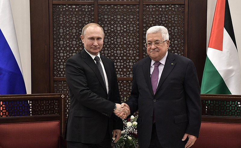 Will Moscow Save The West Bank From Annexation?