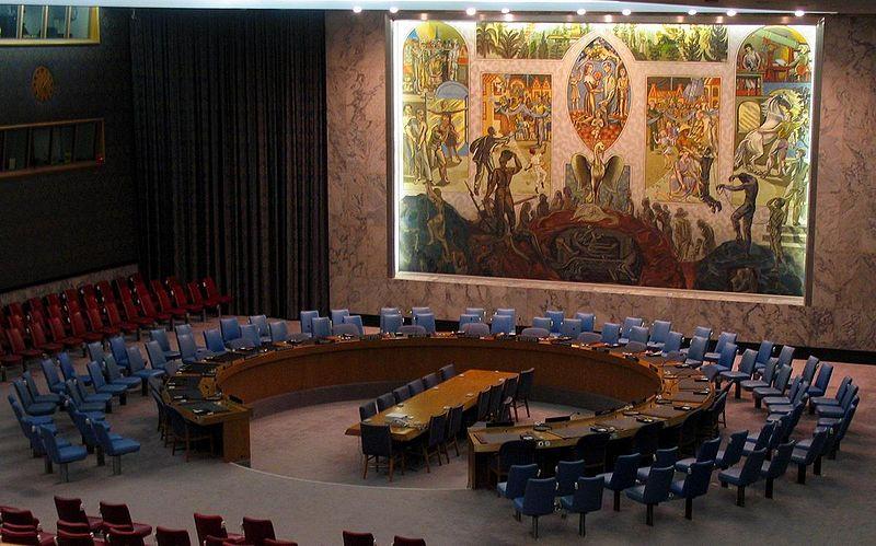 US circles proposal to extend Iran arms embargo among Security Council members