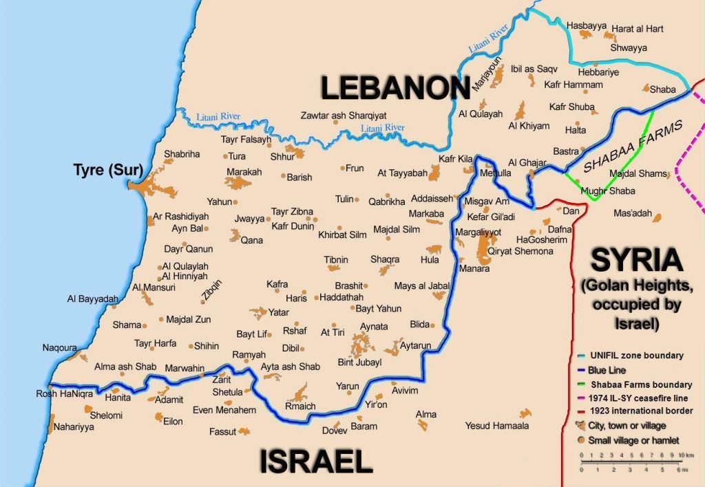 Israel Fortifies Lebanese and Syrian Borders Suspecting Follow-up Hezbollah Attack