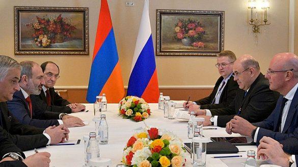 From Velvet To Kevlar: What's Going Wrong In Armenia?