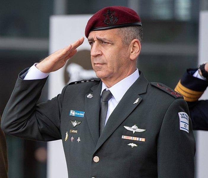 IDF chief: I've Ordered Preparation Of Plans To Thwart Iran's Nuke Program