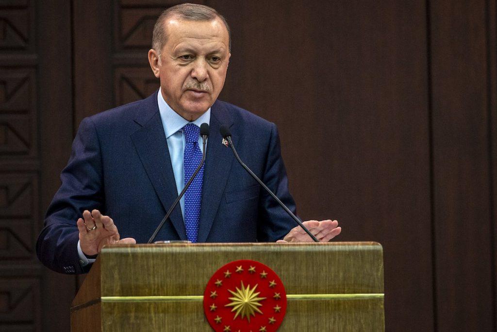 Erdogan Requests Kosovo PM To Reconsider Embassy In Jerusalem