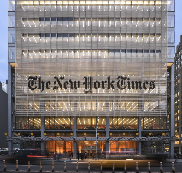'Who Needs The Daily Stormer When You've Got The New York Times?': An Excellent Question