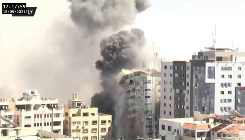After Unprovoked Arab Attack, Globalists Desperate To Stop Israeli Destruction Of Hamas